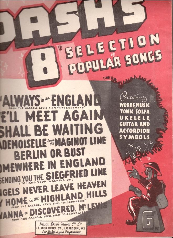 WW2 music